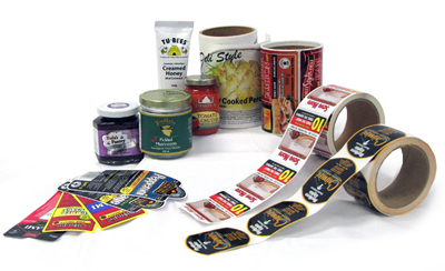 label printing companies